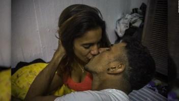 """""""La migración en nuestros labios"""", una fotografía premiada"""