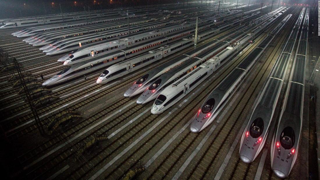 Trenes de alta velocidad están cerca de duplicar su velocidad