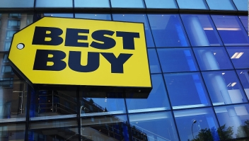 Acción de Best Buy aumenta cerca de 10%