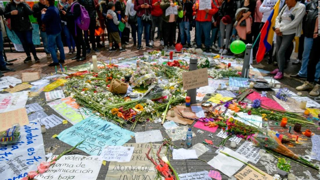 Muerte de Dilan Cruz genera indignación en Colombia