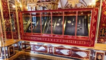 Gran robo de joyas en Dresde fue un atraco poco sofisticado