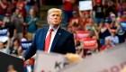 Trump en la Florida: Cruces ilegales han bajado un 70%