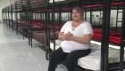 Mujer sin hogar:Vivir en la calle es difícil, pero tengo fe