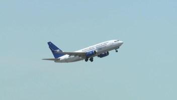 ¿Dejarías de volar a causa del medio ambiente?