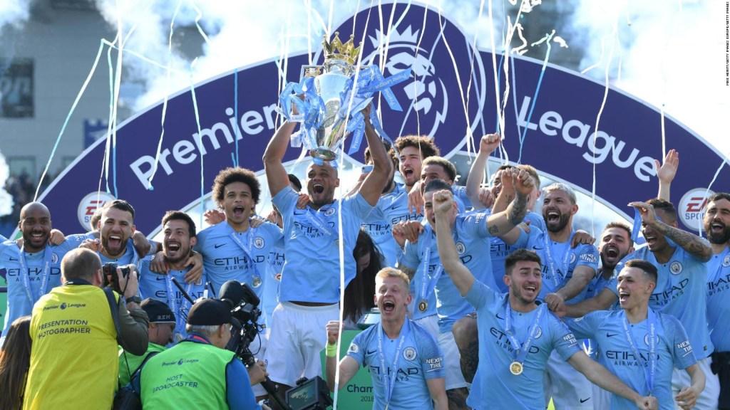Dueña de Manchester City ahora vale casi US$ 5.000 millones