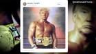 Trump tuitea esta foto y las redes enloquecen