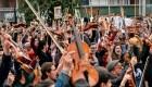 Colombia: protestas musicales contra Iván Duque