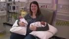Récord en el hospital: 12 parejas de mellizos prematuros