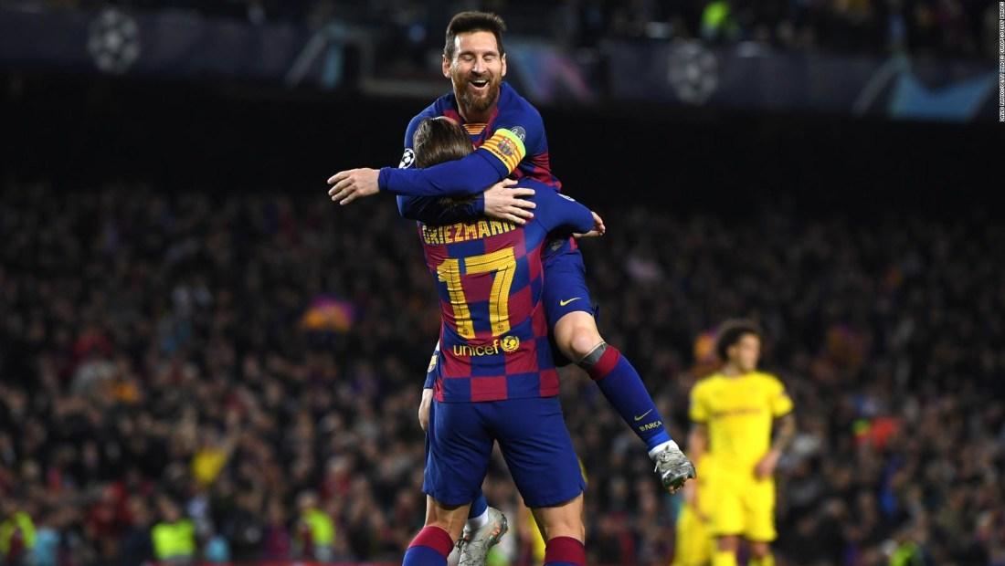 El FC Barcelona estrena serie documental