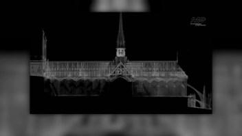 La catedral de Notre Dame restaurada digitalmente