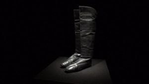 A subasta las botas de Napoleón Bonaparte