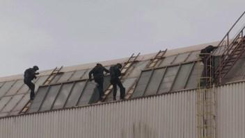 Así entrena la policía antiterrorista de China en Europa