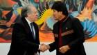 Luis Almagro desmiente a Evo Morales