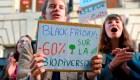 Protestas en cientos de ciudades contra el Black Friday