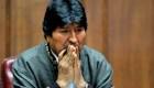 Almagro habla de salida de Evo Morales en Bolivia