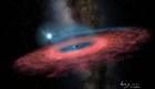 """Descubren """"agujero negro monstruoso"""" 70 veces más grande que el Sol"""