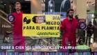 Madrid con protestas por Viernes Negro