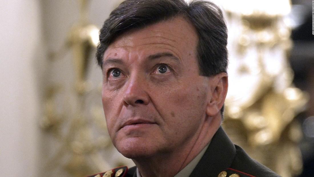 César Milani, absuelto por la justicia argentina
