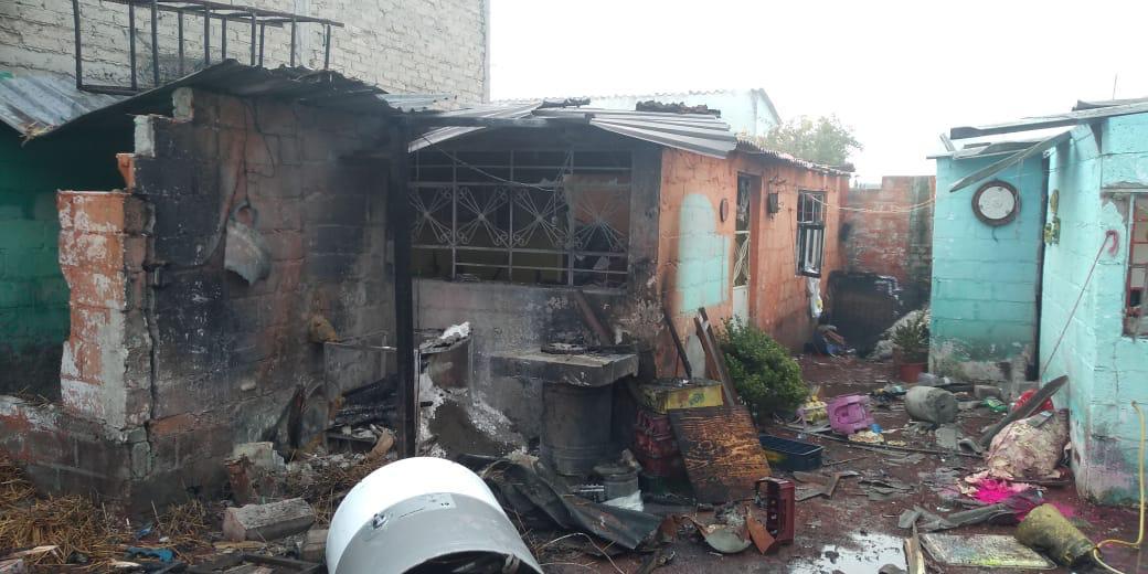 Explosión Tultepec
