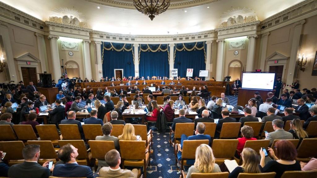 audiencia impeachment juicio politico redes sociales