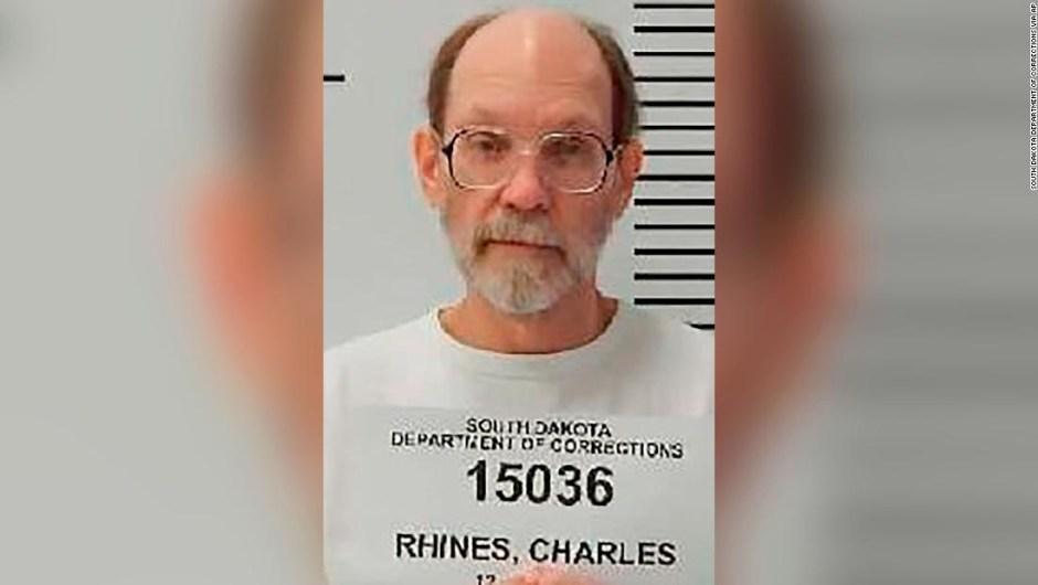 charles rhines ejecucion pena de muerte asesinato schaeffer