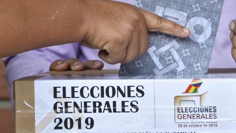Elecciones en Bolivia: estudio pone en duda análisis de la OEA | CNN