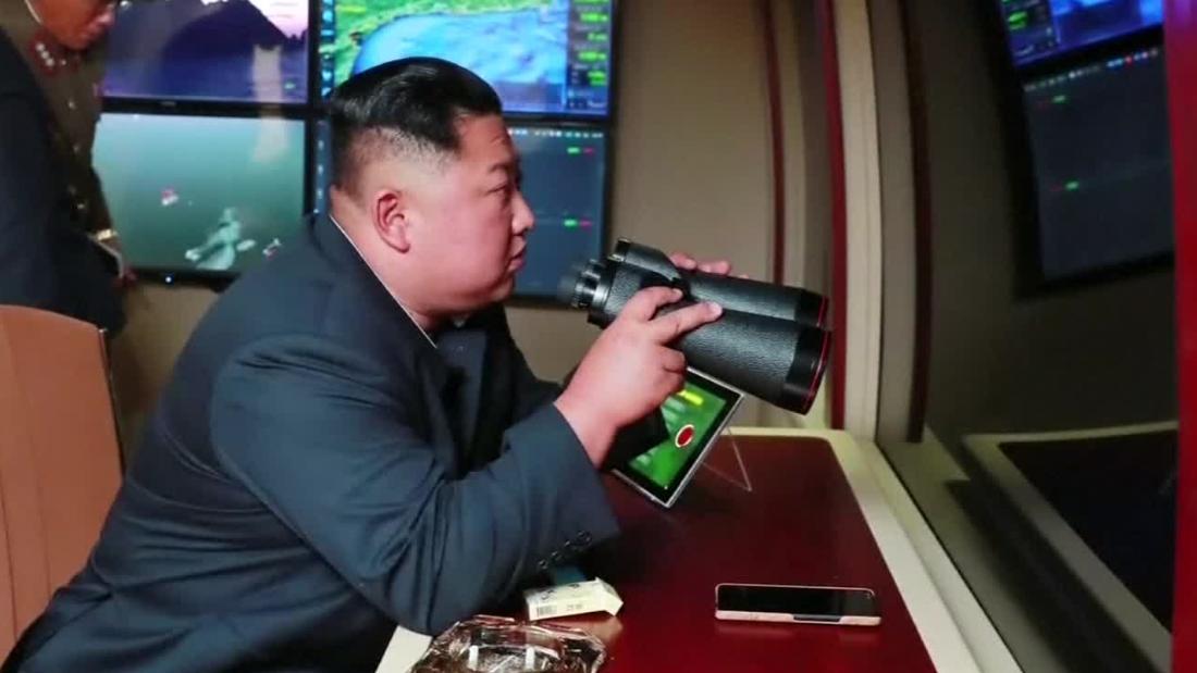 Corea del Norte proyectil 13
