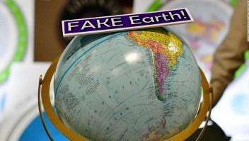 Teoría de la conspiración de la Tierra Plana