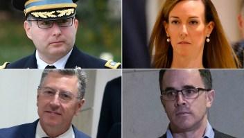 5 cosas que saber audiencia juicio político Trump