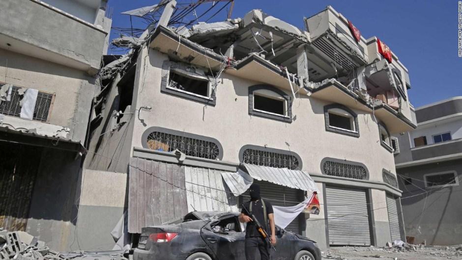 Líder de la Yihad Islámica muerto en ataque aéreo israelí