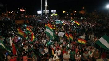 Bolivia protestas perdidas economia