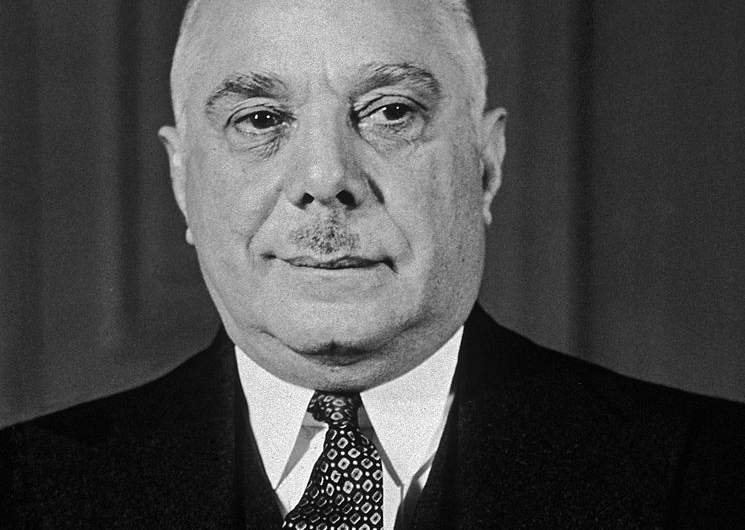 circa 1955: Rafael Leonidas Trujillo (1891 - 1961), Dictator of the Dominican Republic from 1930 until his death. (Photo by Archive Photos/Getty Images)
