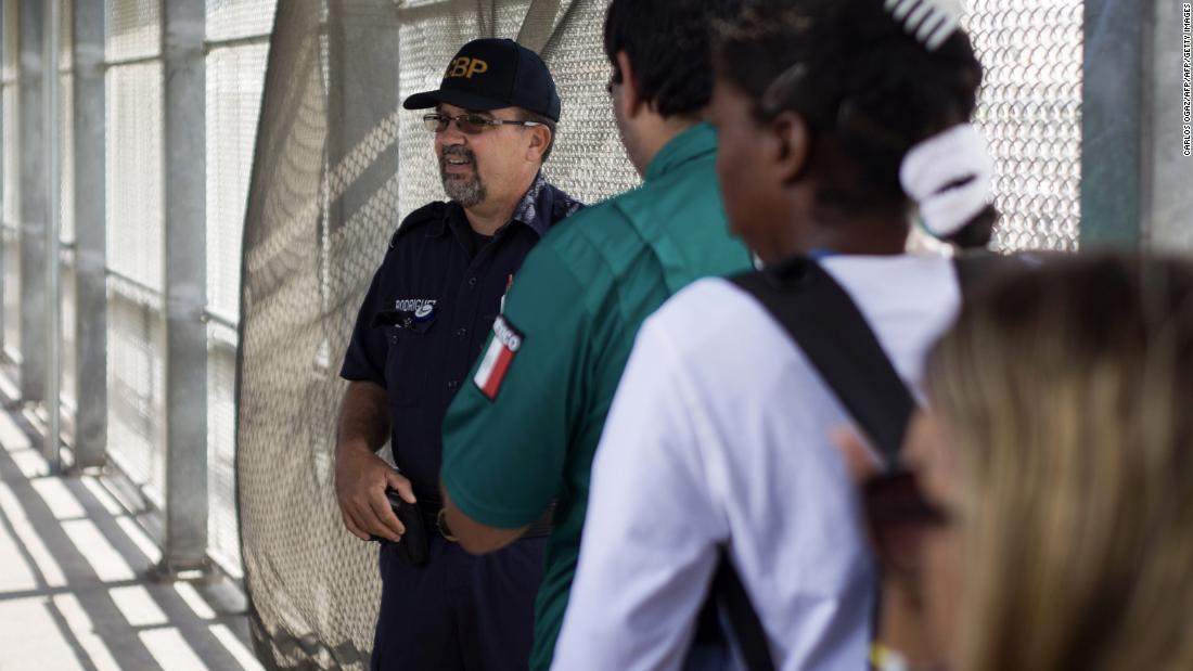 inmigrantes indocumentados asilo cbp informe senado