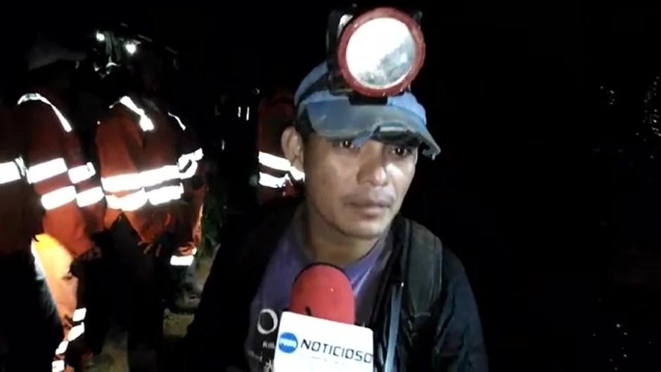 Rescatan a siete mineros artesanales en Nicaragua