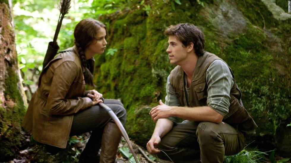 """Desde """"The Hunger Games"""" (en la foto) hasta """"Silver Linings Playbook"""", Jennifer Lawrence se convirtió en un éxito crítico y comercial."""