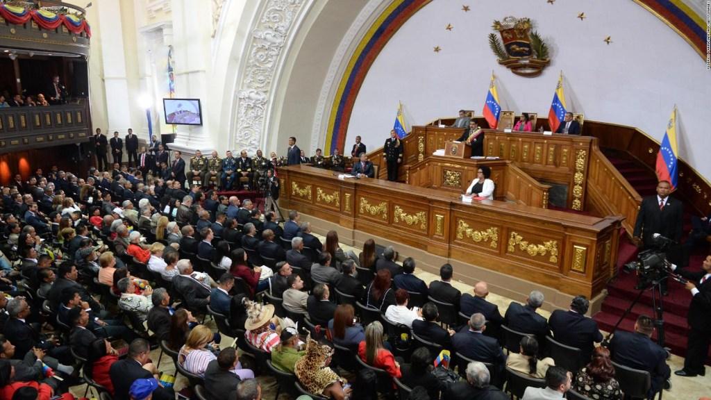 Asamblea Nacional teme una posible disolución