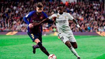 Convocan protestas en el clásico Barcelona-Real Madrid