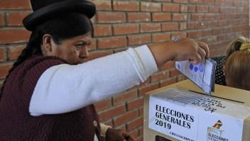 Los hallazgos del informe de la OEA en Bolivia