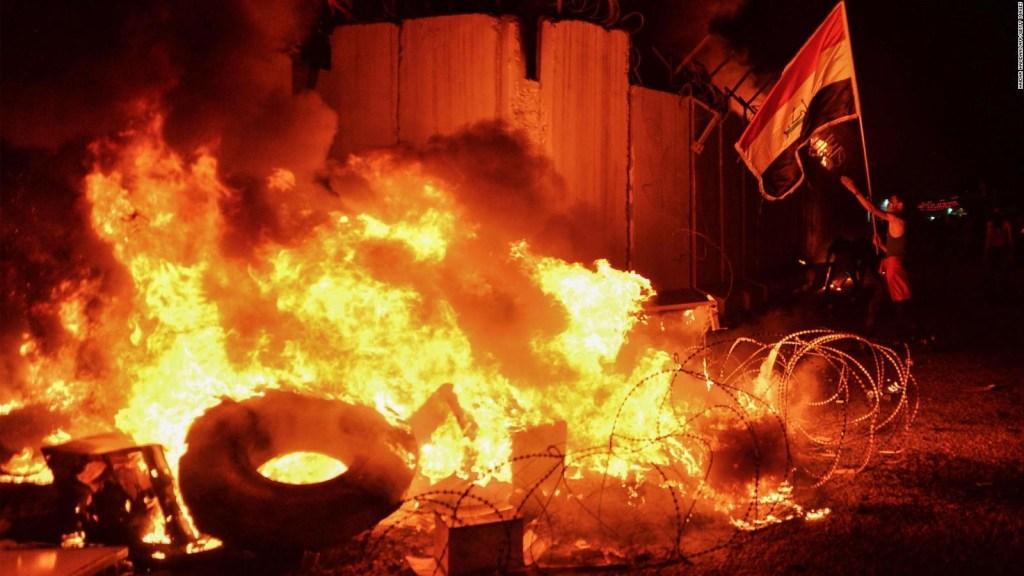 El Gobierno de Irán no revela la cantidad de muertos por protestas