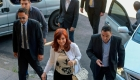 Cristina Fernández comparece ante tribunales argentinos