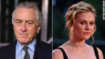 "De Niro defiende el papel de Anna Paquin en ""The Irishman"""