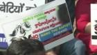 Protestas en India por violación grupal