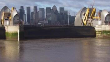 Londres toma medidas para prevenir inundaciones