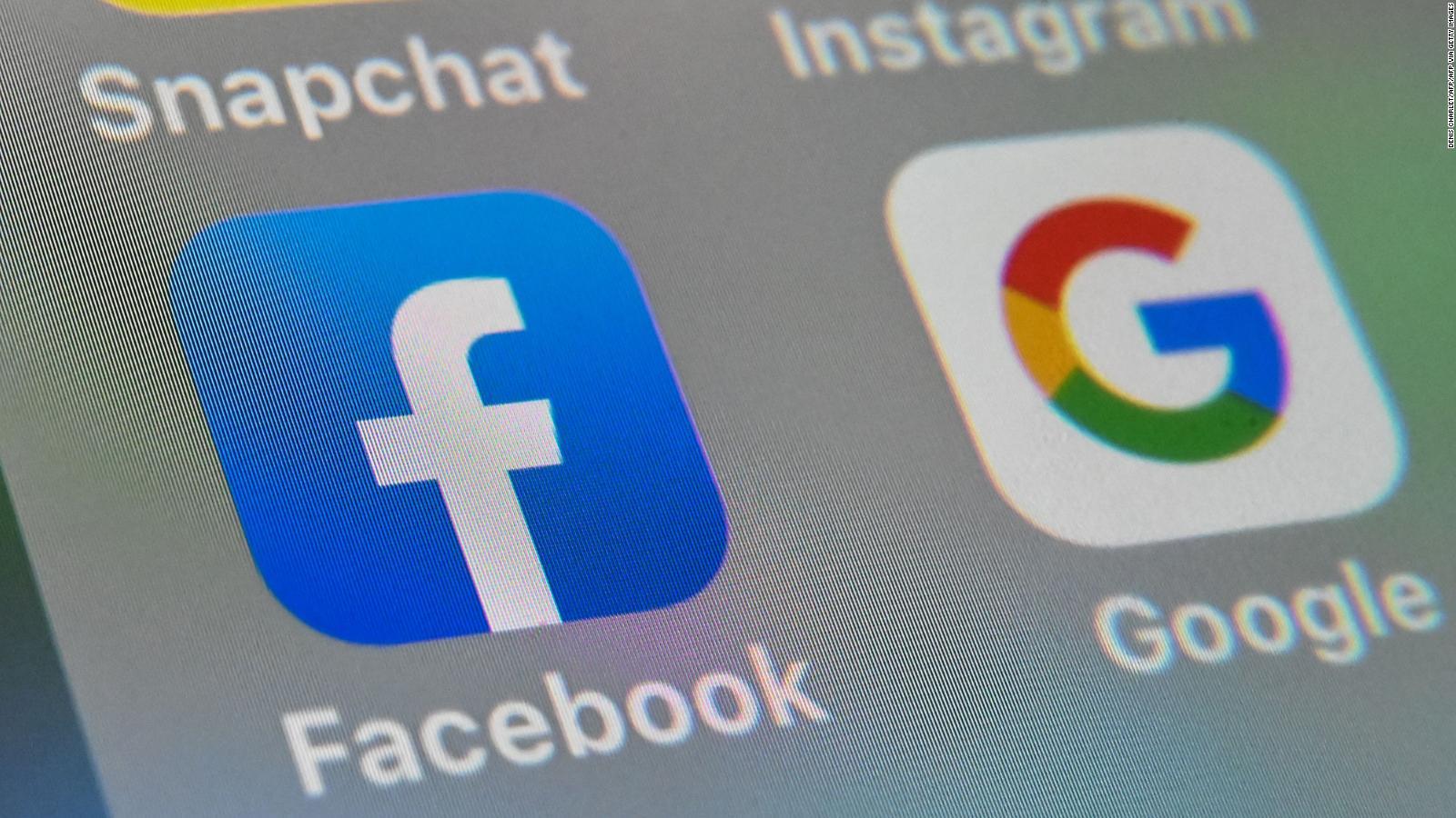 La Comisin Europea investiga las prcticas de Facebook y Google Video CNN