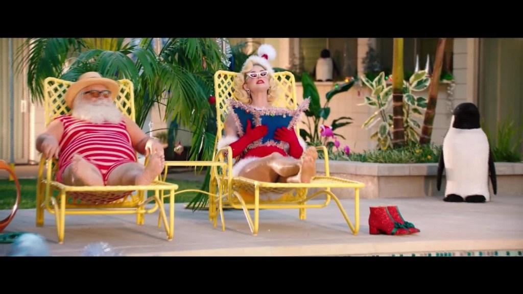 """Katy Perry lanza su nuevo sencillo """"Cozy Little Christmas"""""""
