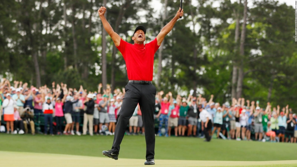 Tiger Woods in 2019: the rebirth of the golf legend
