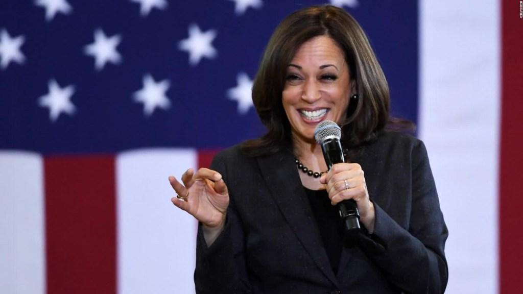 Kamala Harris deja la carrera a la nominación demócrata