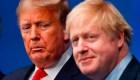 ¿Se burlaron líderes mundiales de Trump?
