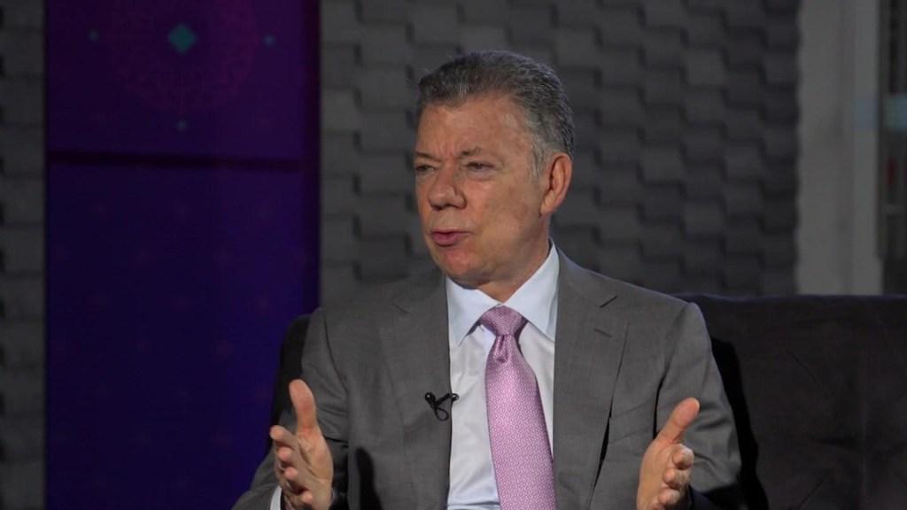Santos: Hoy la gente se siente más libre que antes