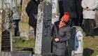 Vandalizan más de 100 tumbas de judíos en Francia
